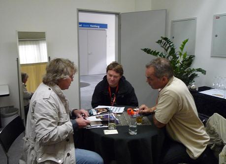 Dirk, Ingo, Rainer