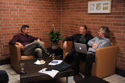 Hartmut, John, Dirk