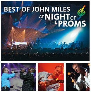 John Miles CD Cover