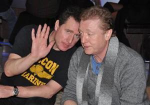 Andy und John