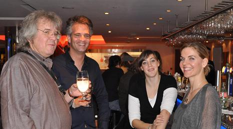 Dirk, Stefan, Wiebke, Steffi