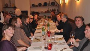 Essen im Milano