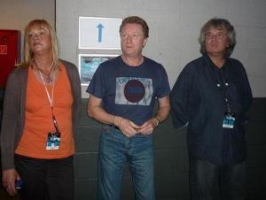 Gila, John und Dirk