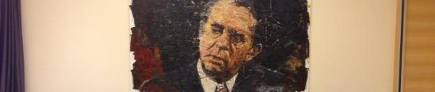 Heinrich Böll Gemälde
