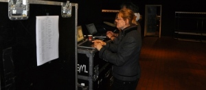Karen Backstage Computer