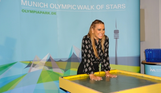 Anastacia Walk of Fame