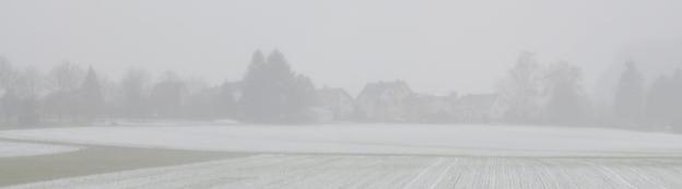 Bus Schnee