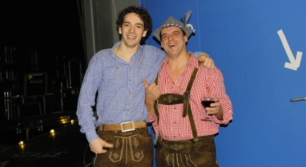 Remy und Patrick