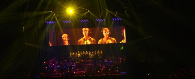 Bühnenansicht Chor 1