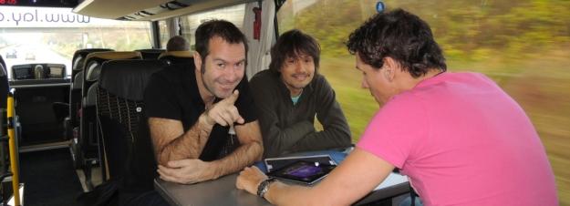Bus Hans, Arnold, Rogier