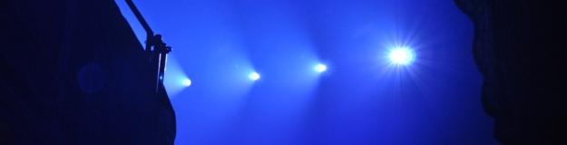 Licht blau klein