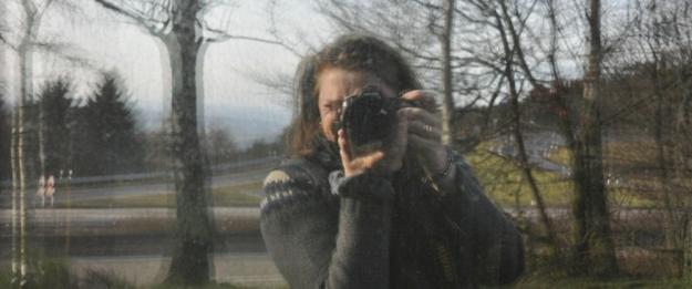 Raststätte Karen Selbstportrait