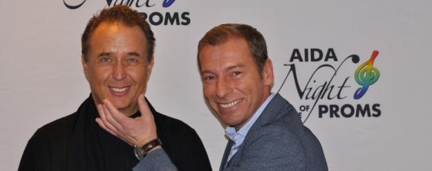Uwe und Markus