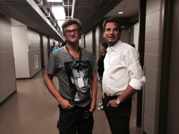 Happy Kenny Loggins with arr Domi