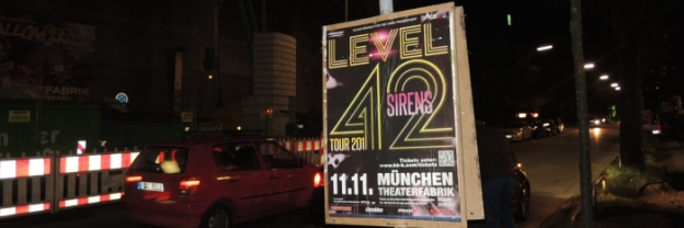 Level 42 in München