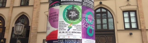 München Proms Poster