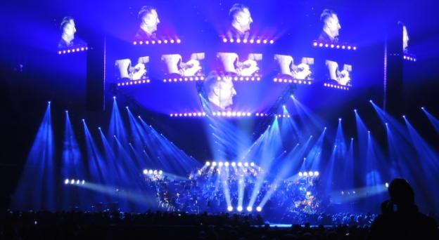 Music Bühne und Licht