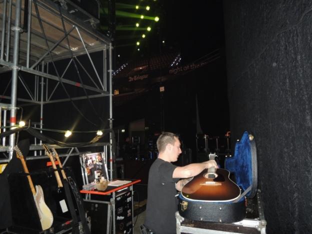 Sidestage Geert Gitarren