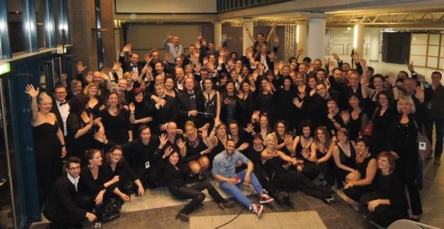 Chor und Orchester 2014