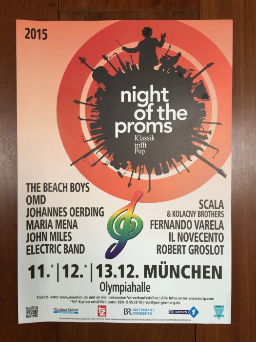 Poster 2015 München